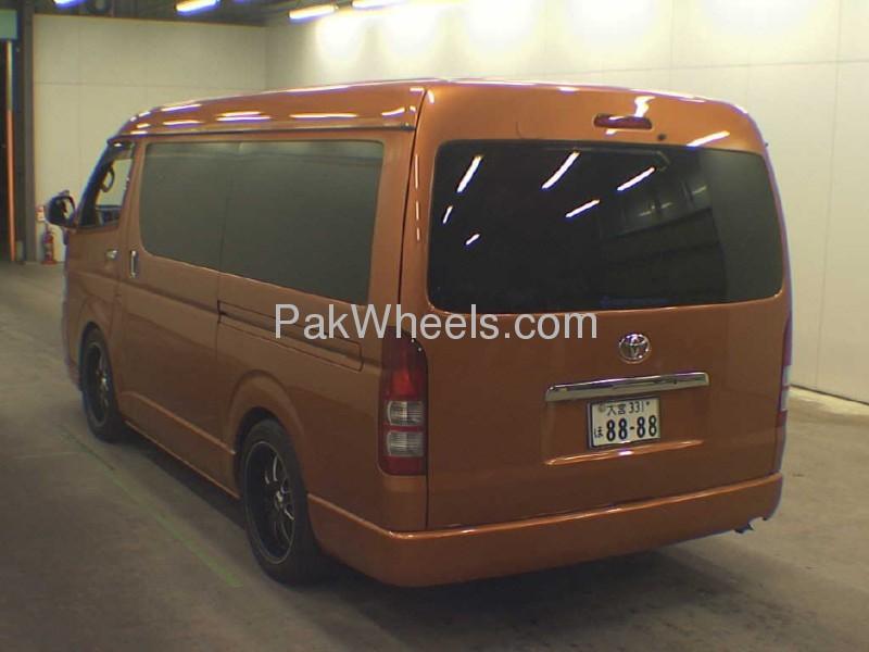 Toyota Hiace Standard 2.7 2008 Image-1