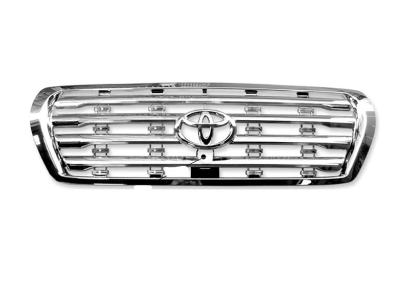 Toyota Land Cruiser 200 Front Grill Taiwan in Lahore