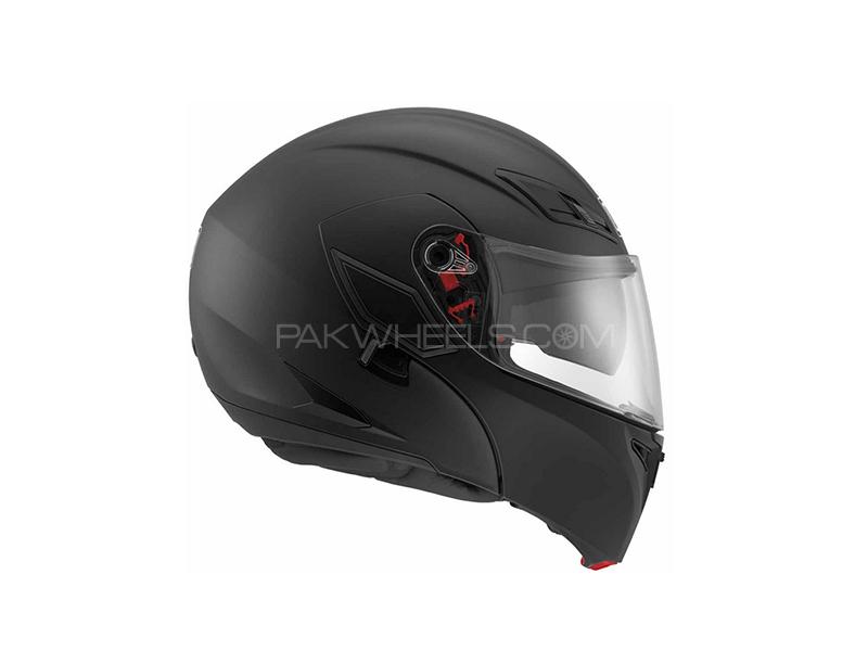 AGV Flip Up Black Helmet Original in Lahore