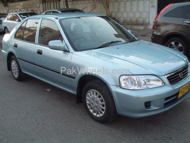 Honda City EXi 2000 Image-6