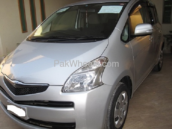 Toyota Ractis 2007 Image-1