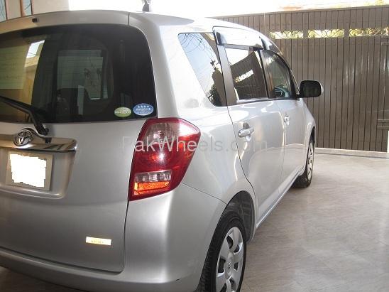 Toyota Ractis 2007 Image-2