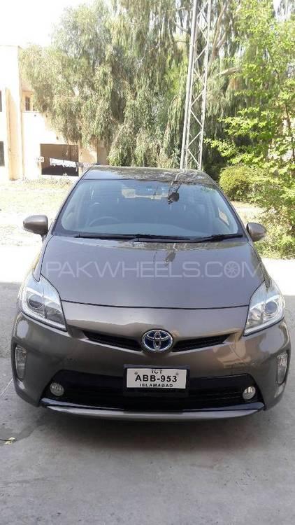 Toyota Prius S My Coorde 1.8 2013 Image-1