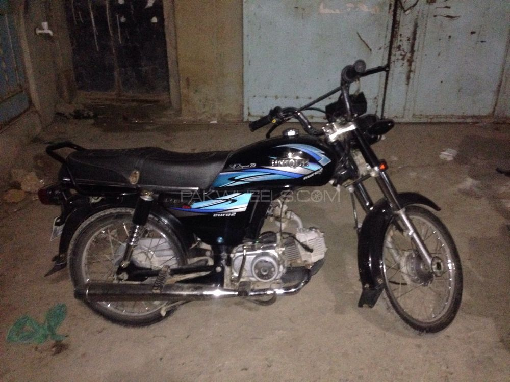 Used Unique UD 70 2016 Bike for sale in Karachi - 198238 ...