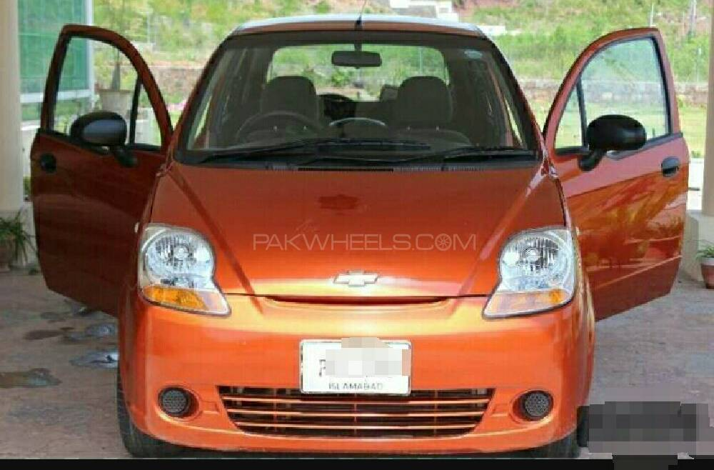 Chevrolet Spark LS 2010 Image-1