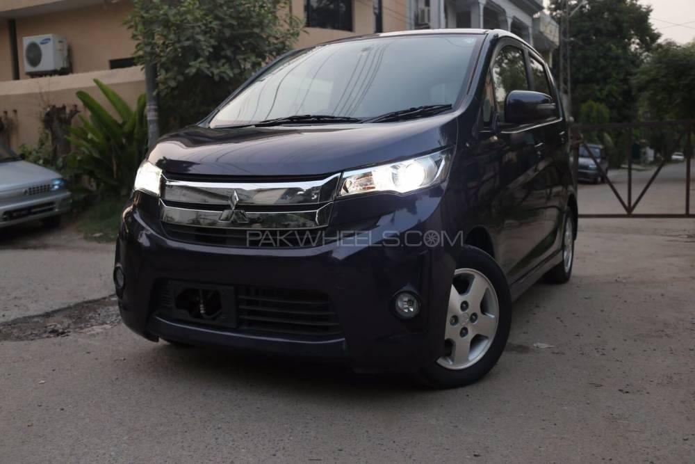 Mitsubishi EK Custom T 2013 Image-1