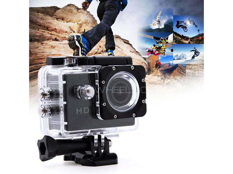 Sports HD DV Action Camera (gopro) in Lahore