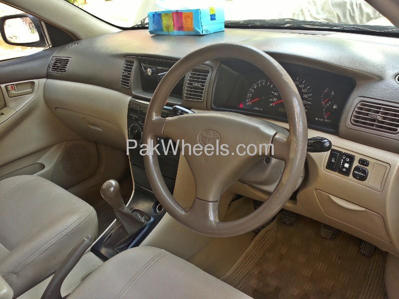 Toyota Corolla GLi 1.3 2008 Image-4