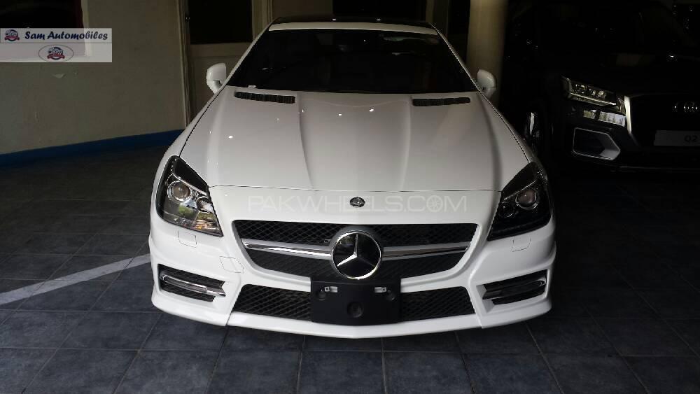 Mercedes benz slk class slk200 2014 for sale in karachi for 2014 mercedes benz slk350