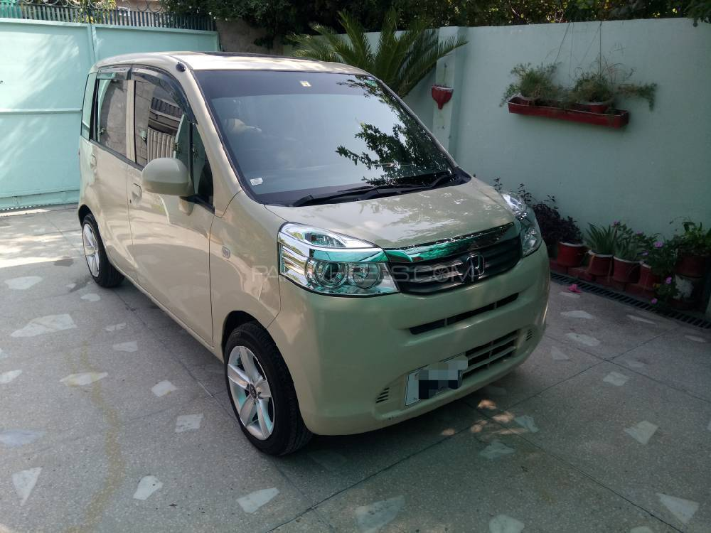 Honda Life G Comfort Select 2013 Image-1
