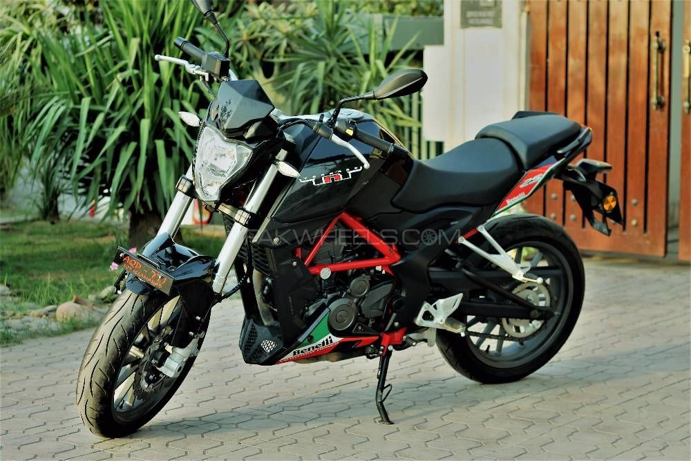 Used Benelli TNT 25 2017 Bike For Sale In Islamabad