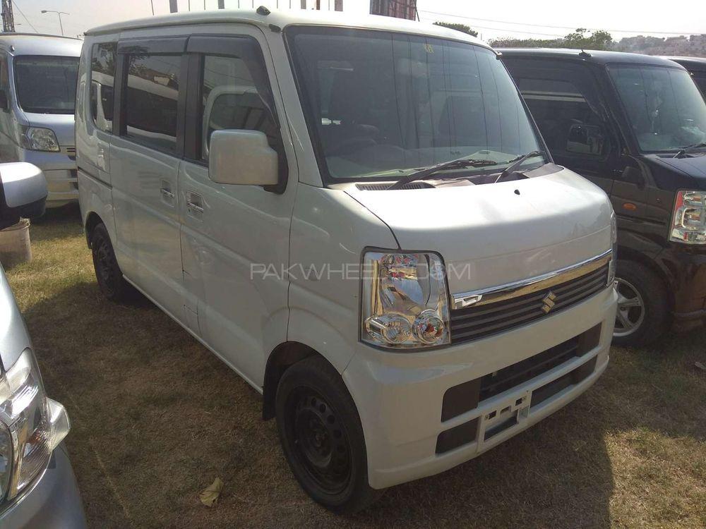 Suzuki Every Wagon JP 2012 Image-1