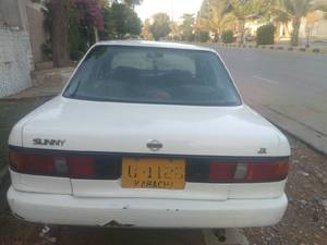 Nissan Sunny Manual Cars For Sale In Pakistan Verified Car Ads