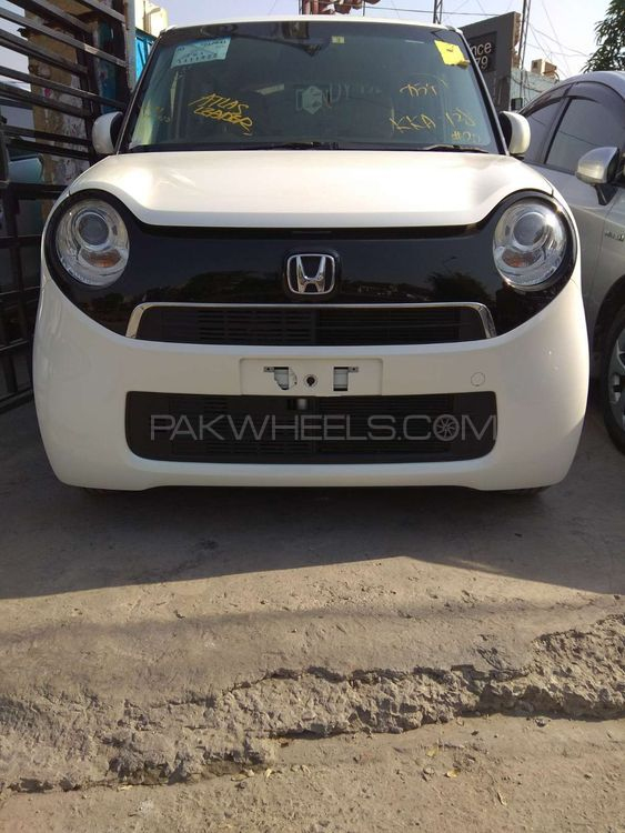 Honda N One G Lowdown  2014 Image-1