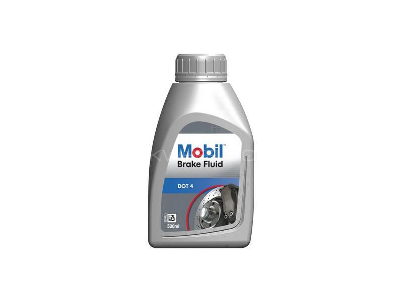 Mobil Dot 4 Brake Oil - 0.5ml in Lahore