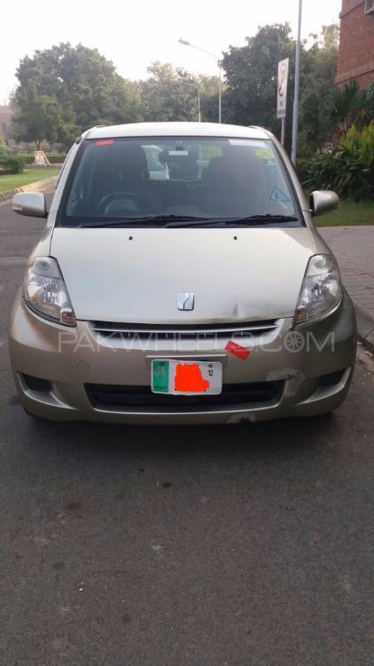 Toyota Passo 2009 Image-1