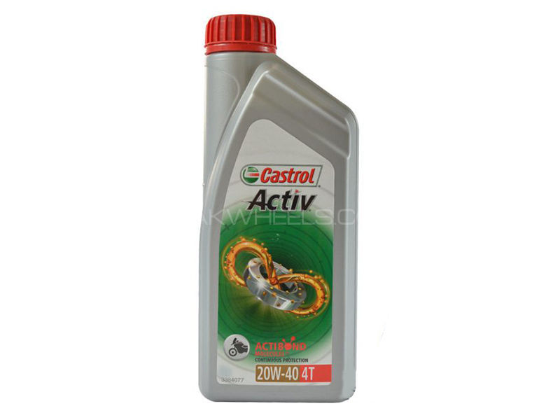 Castrol Active 4T 20w50 - 700ml Image-1