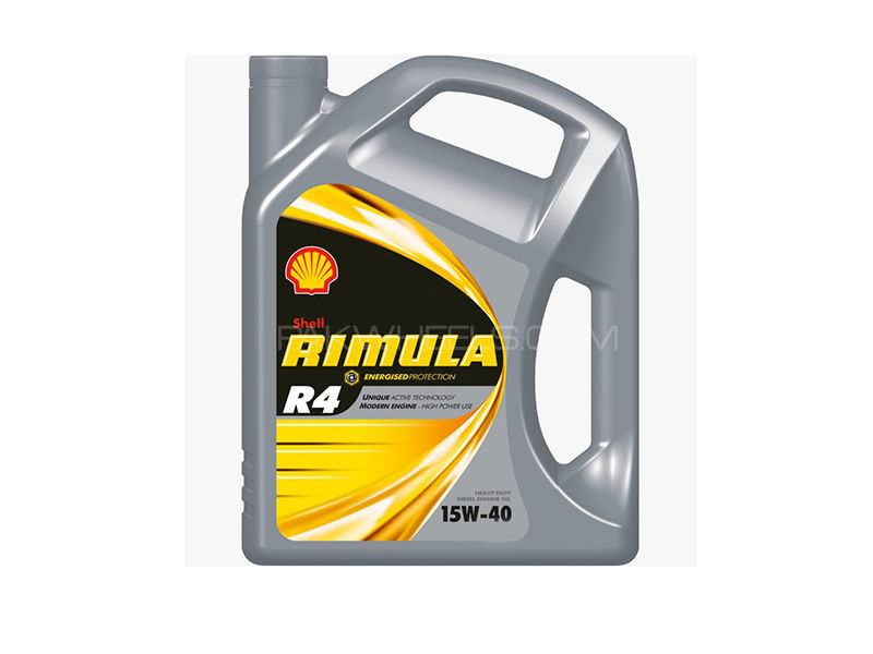 Shell Rimula R4 - 4L in Lahore