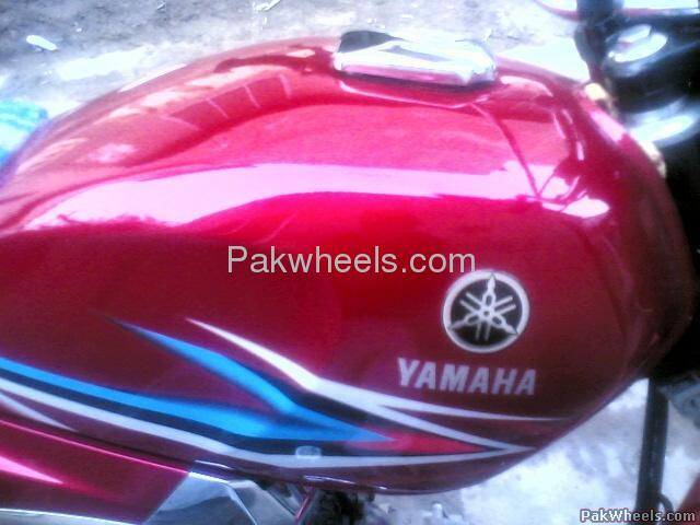Used DYL YB 100 2007 Bike for sale in Lahore - 100930 | PakWheels