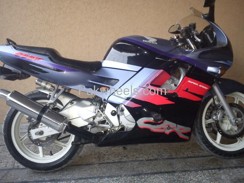 used honda cbr 600rr 1996 bike for sale in islamabad 100935 pakwheels. Black Bedroom Furniture Sets. Home Design Ideas