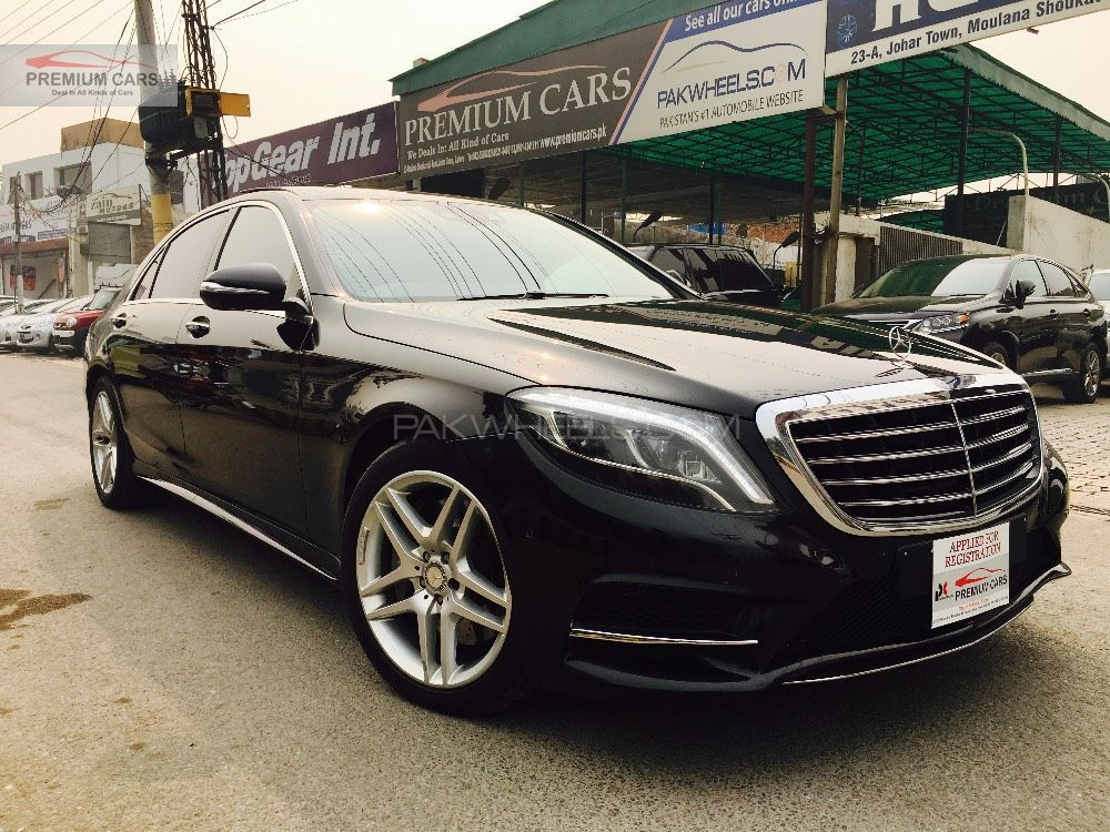 mercedes benz s class s400 l hybrid amg 2014 for sale in. Black Bedroom Furniture Sets. Home Design Ideas