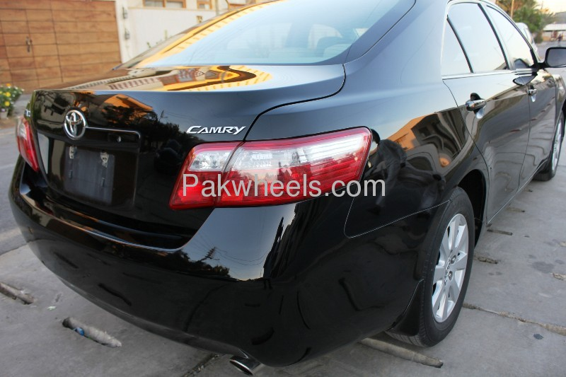 toyota camry 2008 for sale in karachi pakwheels. Black Bedroom Furniture Sets. Home Design Ideas