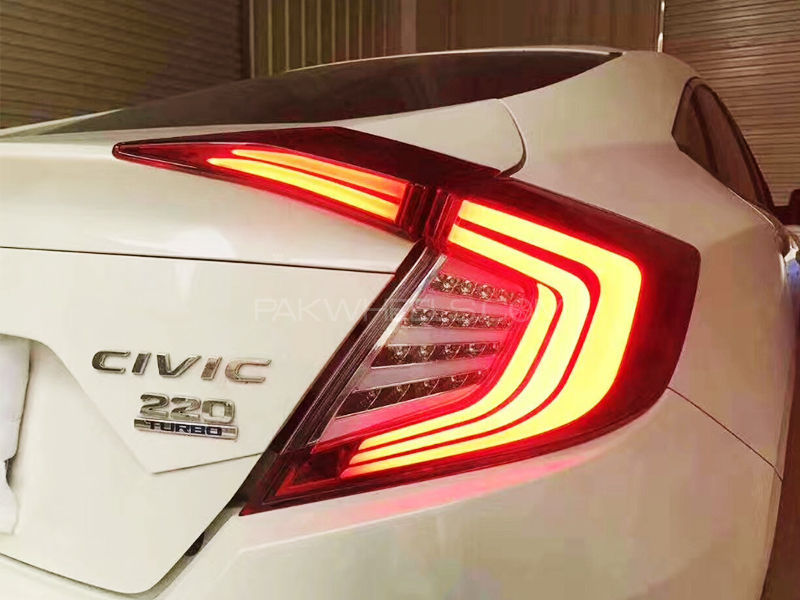 Honda Civic 2017 LED Tail Lights  in Lahore