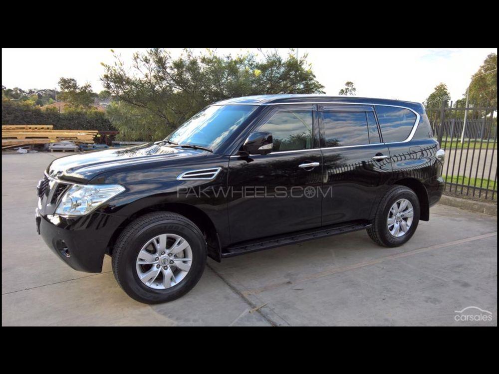 Nissan Patrol 4.8L 2012 Image-1