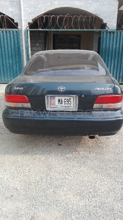 toyota avalon 1995 for sale in islamabad pakwheels. Black Bedroom Furniture Sets. Home Design Ideas