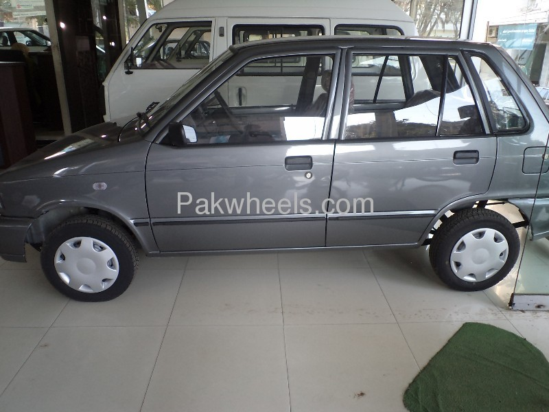 Suzuki Mehran VXR Euro II 2007 Image-1