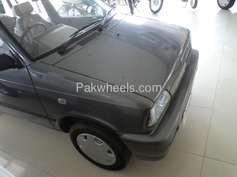 Suzuki Mehran VXR Euro II 2007 Image-4