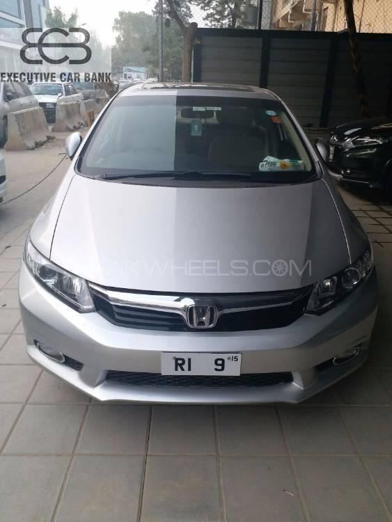 Used Honda Civic VTi Oriel Prosmatec 1.8 i-VTEC 2015