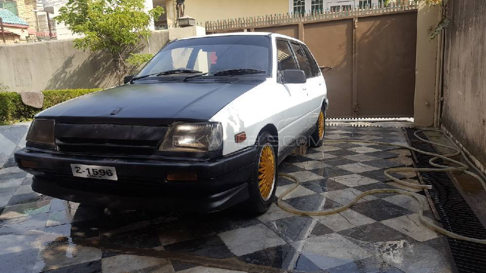 Suzuki Khyber 1989 Image-1