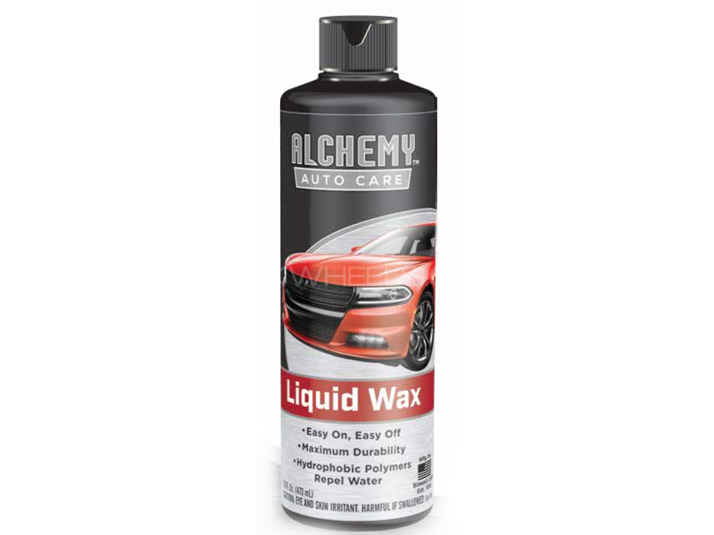 Alchemy Liquid Wax 437ml in Lahore