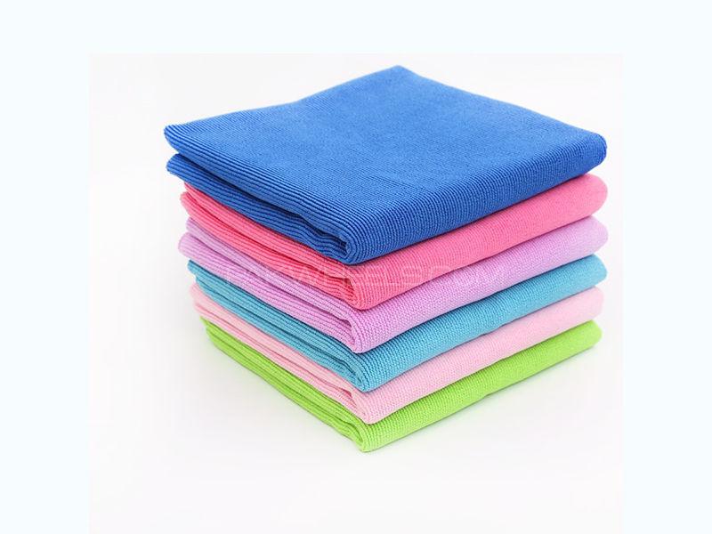 Kenco Chiffon MicroFiber Towel 5 Pcs Pack in Lahore