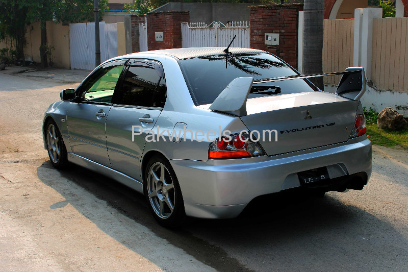 mitsubishi lancer evolution 2003 for sale in lahore pakwheels. Black Bedroom Furniture Sets. Home Design Ideas