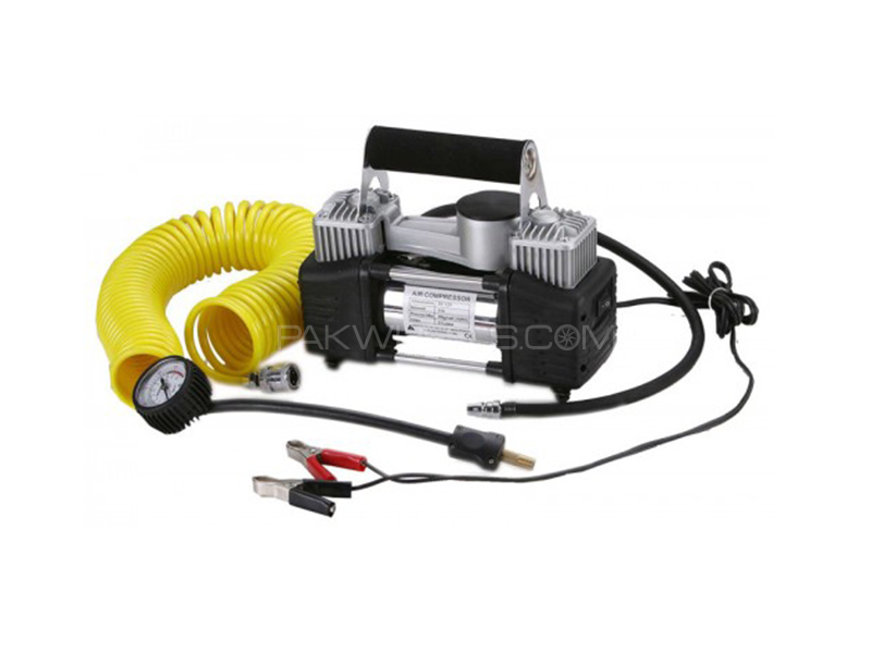 Double Cylinder Air Compressor - 628 Image-1