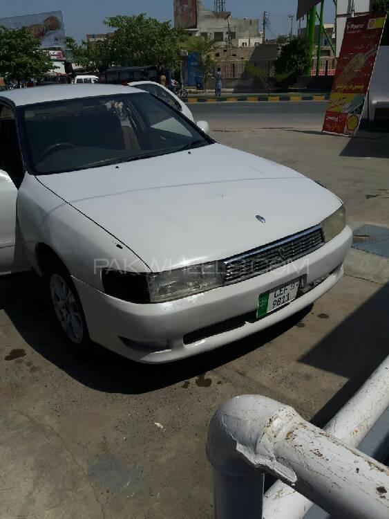 Toyota Cresta 1992 Image-1