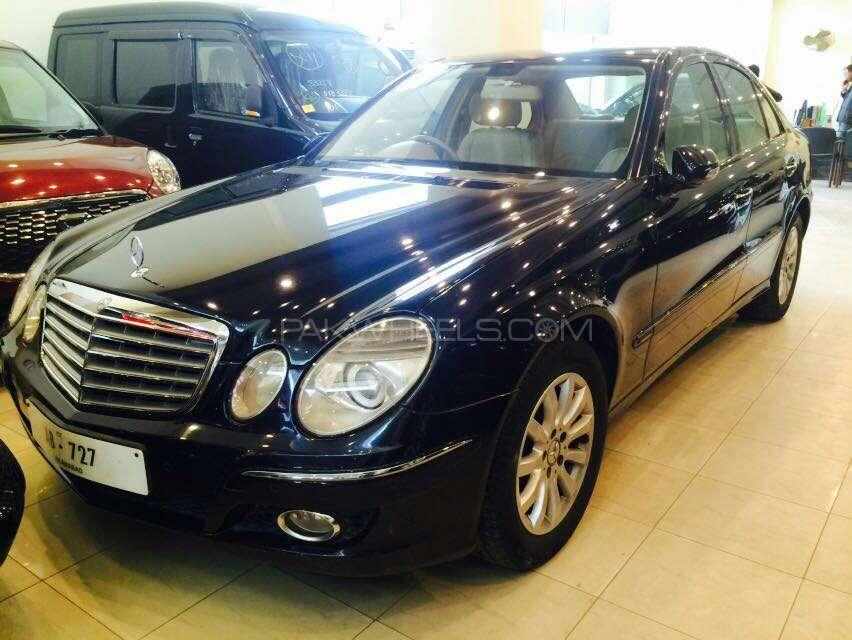 Mercedes benz e class e200 2007 for sale in lahore pakwheels for 2007 mercedes benz e350 for sale
