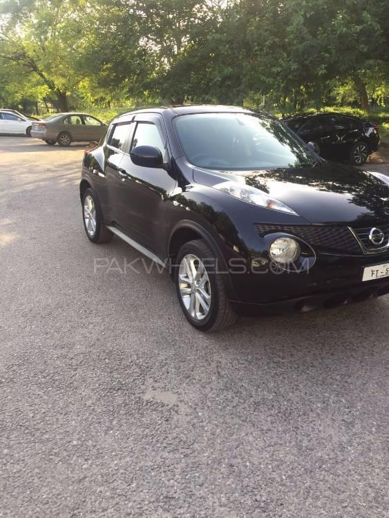 Nissan Juke 2010 Image-1