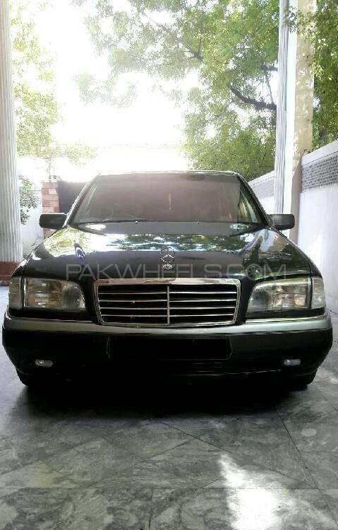 Mercedes Benz C Class C180 1996 Image-1