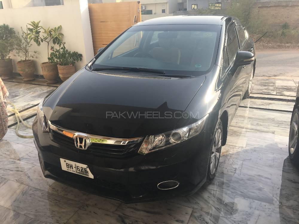 Honda Civic VTi Prosmatec 1.8 i-VTEC 2012 Image-1