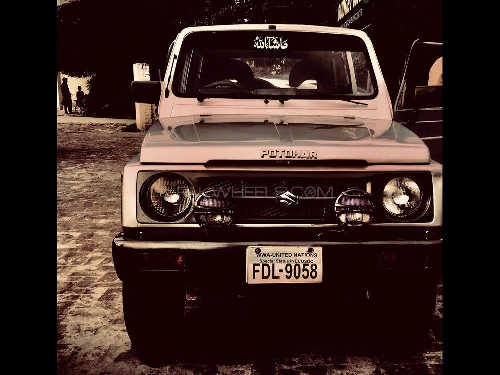 Suzuki Potohar 1989 Image-1