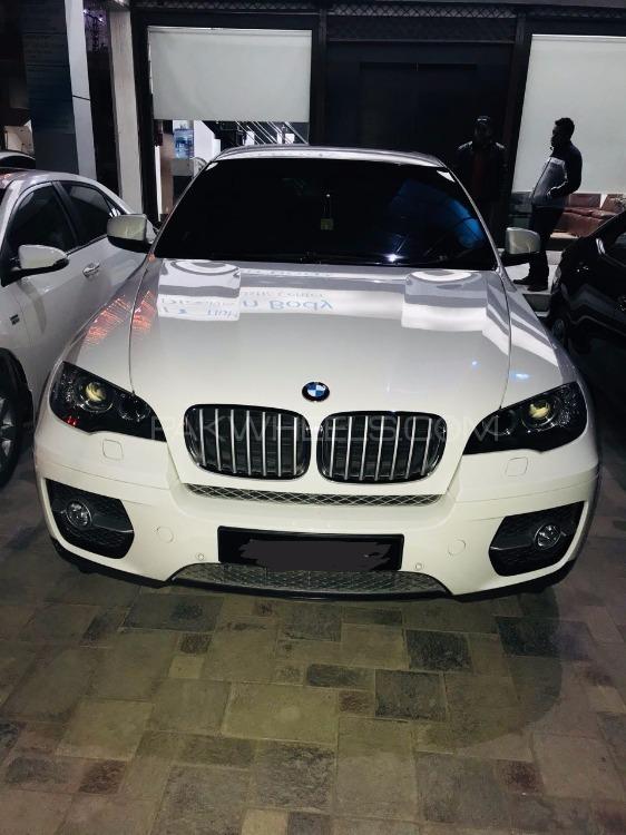 BMW X6 Series 2009 Image-1