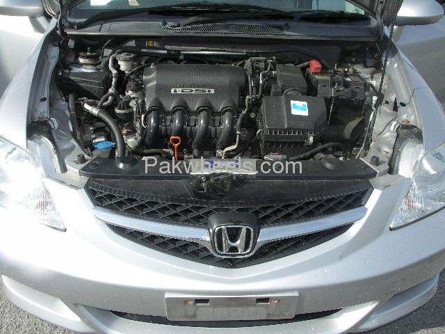 Honda Fit X 2007 Image-9