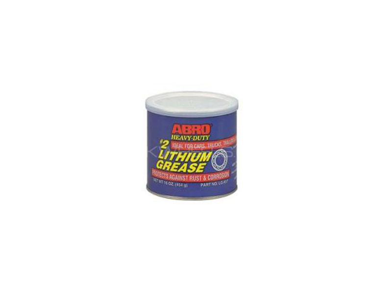 ABRO #2 Heavy-Duty Lithium Grease - 454 gm Image-1