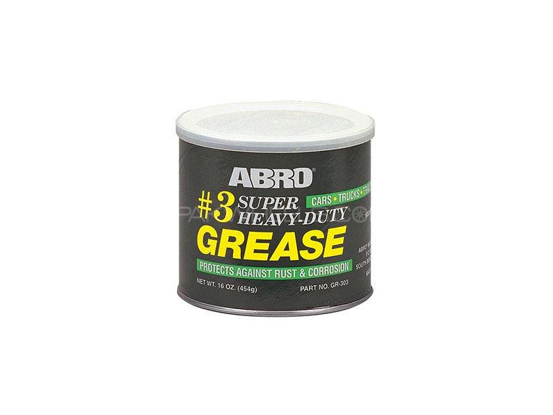 ABRO #3 Super Heavy-Duty Grease - 454 gm Image-1