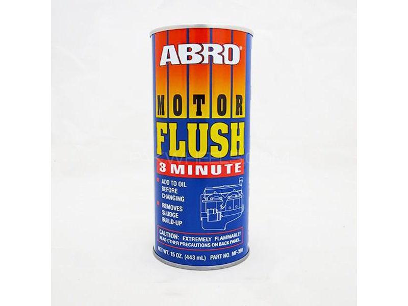 ABRO Motor Flush - 443 ml Image-1
