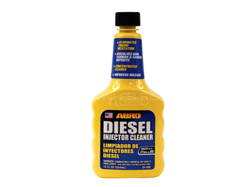 ABRO Diesel Injector Cleaner - 354 ml Image-1