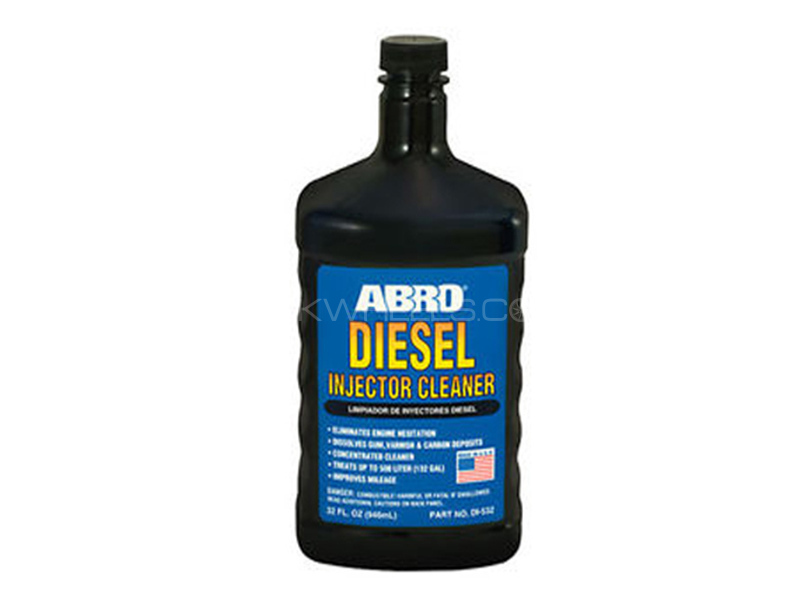 ABRO Diesel Injector Cleaner - 946 ml in Karachi